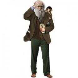 Carte postale /Charles  Darwin