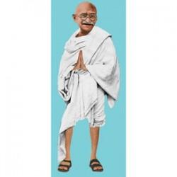 Carte postale /Gandhi