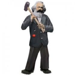 Carte postale /Karl Marx