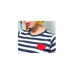 T-shirt Femme /Coco Marin