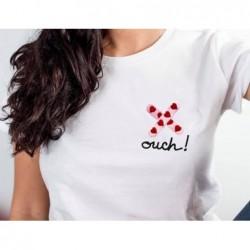 T-Shirt Femme /Ouch!