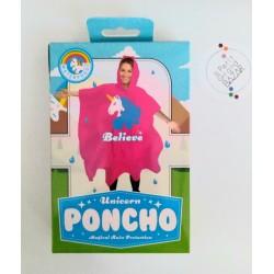 Poncho /Licorne