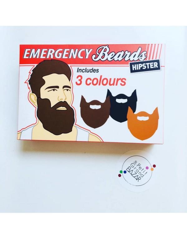 Barbes  d'urgence