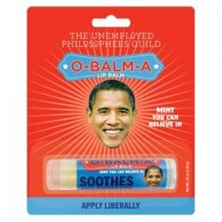 Baume à lèvres: Obama/O-...