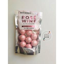 Perle de bain /Vin Rosé