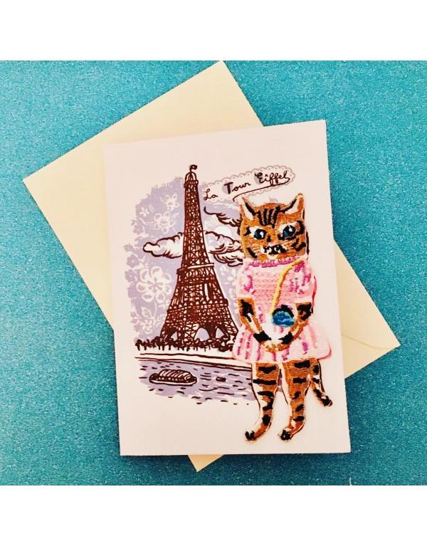 Carte postale : Ecusson...