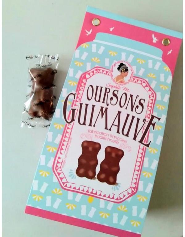 Ourson Guimauve / Pochons...