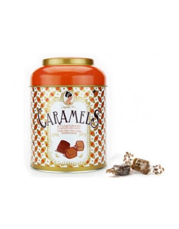 Caramel 3 saveurs /Boîte...