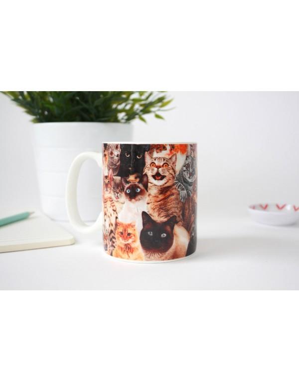 Mug / Crazy Cats