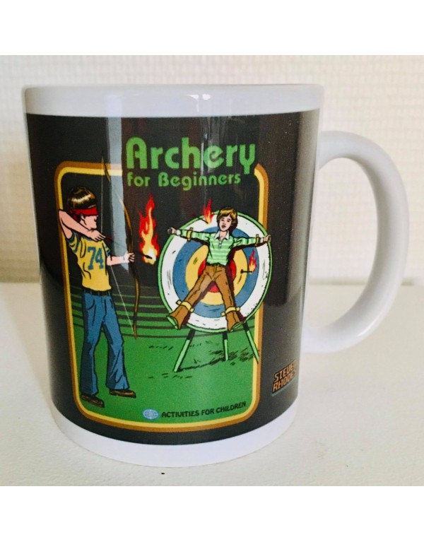 Mug/ Archery for beginners