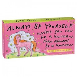 """Chewing gum /""""Always Be..."""