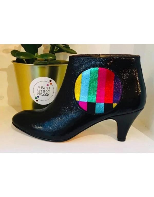 Low boots / Parisian Mules