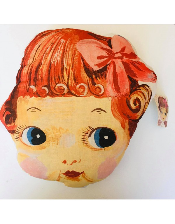 """Coussin """"Dolls"""" : Dolly"""