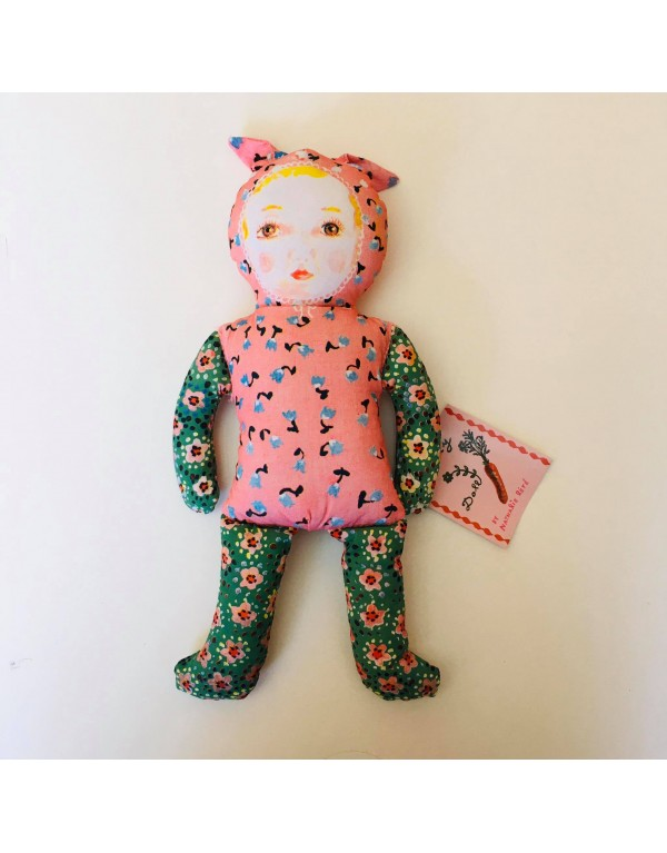 """Coussin """"Bunny Doll"""""""
