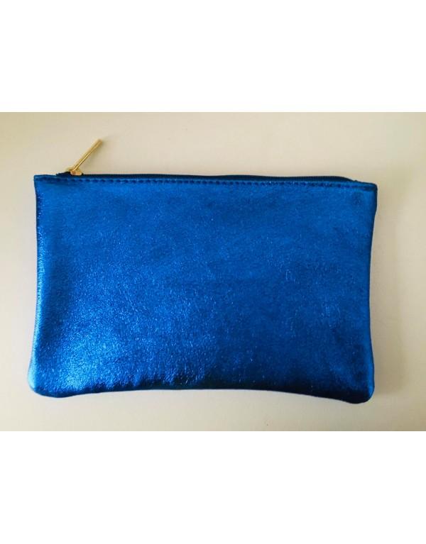 Pochette Disco / bleu...