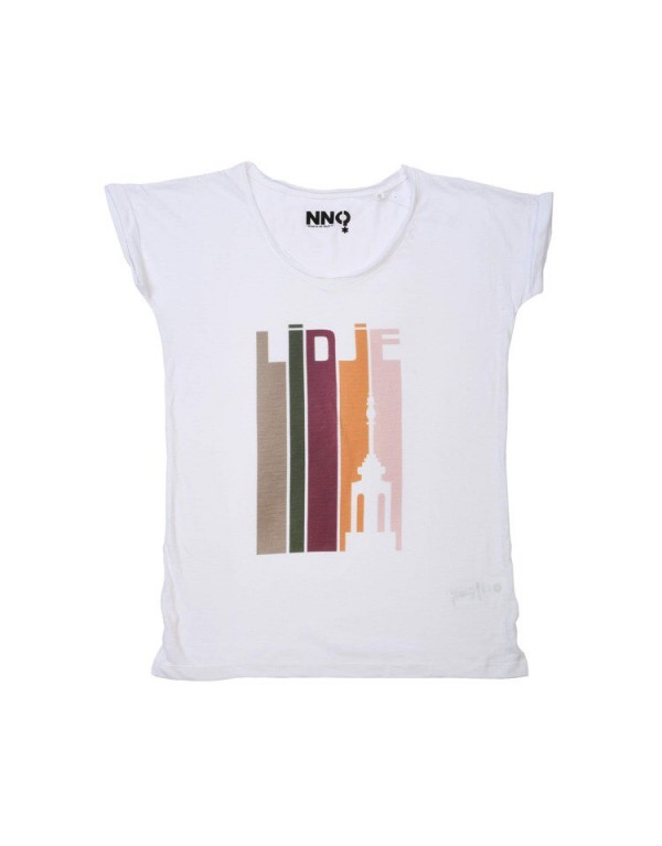 T shirt / LIDGE ( Pastel )