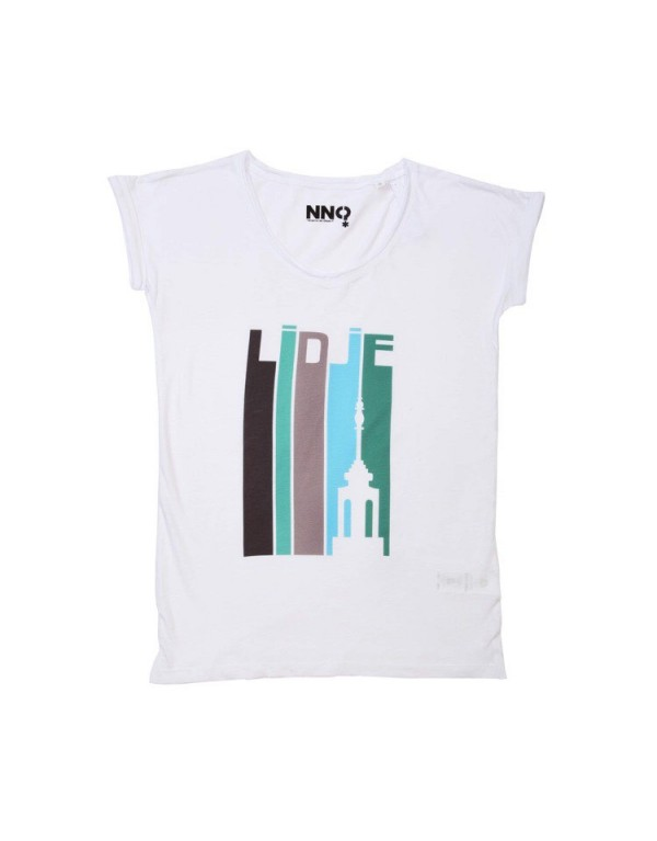 T shirt/  LIDJE (Azure )