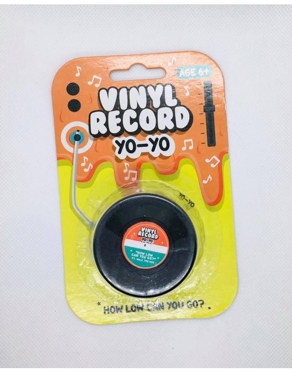 YoYo / disque vinyle