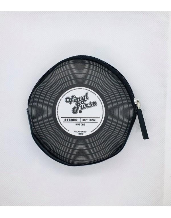 Porte monnaie /Vinyle ( blanc)